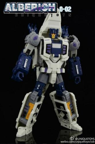 Unique Toys Transformers UT O-02 Ordin Alberich Abominus Rippersnapr In Stock