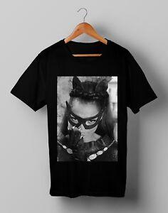 Vintage-Eartha-Kitt-Catwoman-Tee-T-Shirt-Gildan-Size-S-M-L-XL-2XL