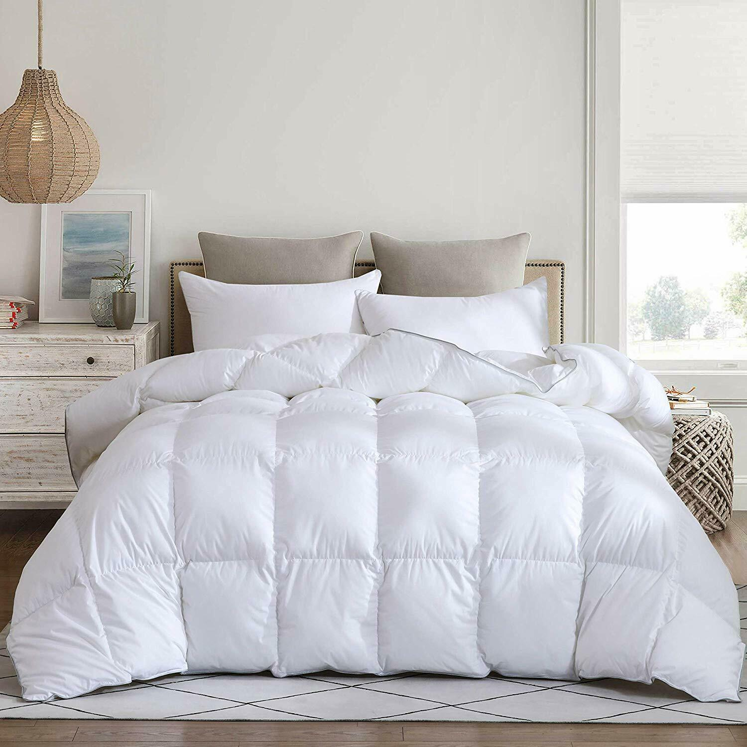 Ikea Comforter 90 Down 10 Duck Feathers Blekvide King Size 502 714 47new For Sale Online Ebay