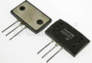 2SD2401-Original-New-Sumitomo-Silicon-NPN-Triple-Diffused-Transistor-D2401
