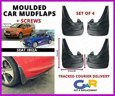 Top Quality Universal Mercedes Benz Car Moulded Rubber MUDFLAPS Full set