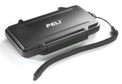 Candid Peli Case Pelibox Pro Gear Box 'sports Wallet' 0955 Black Regular Tea Drinking Improves Your Health Outdoor Sports Camping & Hiking