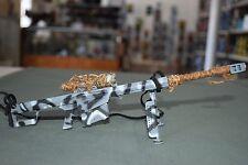 "21st Century 1/6 Camo .50 Cal Sniper Rifle Gun Model for 12"" Figures W-111"
