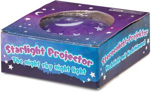 Hawkin/'s Bazaar 20589 LUMO Starlight Projector Purple