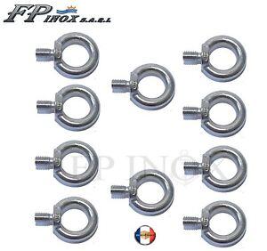 X-10-Anneau-filete-M-6mm-Lot-de-10-inox-316-A4