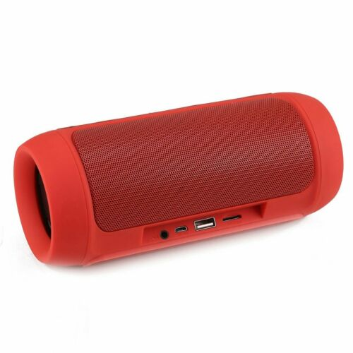 Portable Outdoor Rechargeable Bass Stereo Waterproof Bluetooth Wireless Speaker