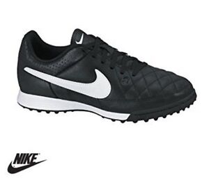 cc64f8d7d Image is loading Nike-Tiempo-Genio-Leather-TF-Football-Turf-Trainers-