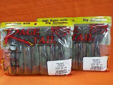 """RGMAGM-266 PEARL FLASH 7 ct 4/"""" STRIKE KING Rage MAGNUM Menace"""