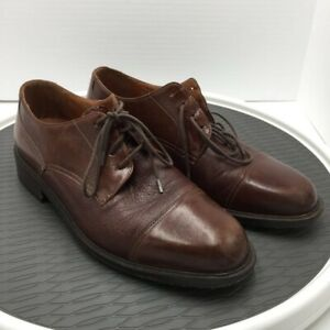 Bostonian Mens Derby Shoes Brown