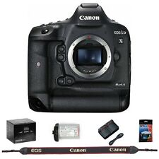 Canon EOS 1D X Mark II (1DX mk II) DSLR Body Memorial Day Sale