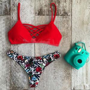 Swimsuit-Padded-Swimwear-Bikini-Bathing-Suit-Brazilian-Beachwear-Floral-Triangle