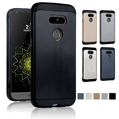 Armor ShockProof Tough Strong Case Cover For New LG G5
