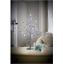 70cm-Pre-Illuminate-GIOIELLO-GLITTER-Ramoscello-Albero-Argento-e-Oro-Decorazioni-Natalizie miniatura 2