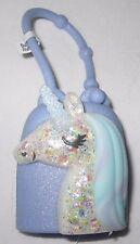 Bath & and Body Works Light-up Lighted PocketBac Holder Purple Glitter Unicorn