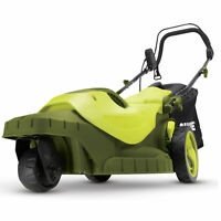 Sun Joe 3-Wheels 12 Amp 360 Degrees Turn Radius Electric Lawn Mower