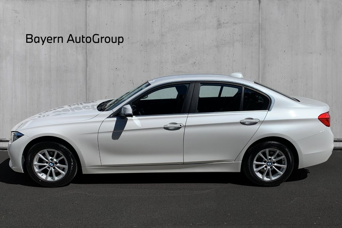BMW 320d Executive aut.