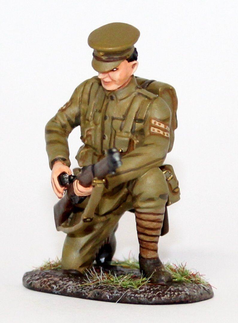 Empire Miniatures WW1 W1-1413 BEF Corporal Kneeling Loading No 1.