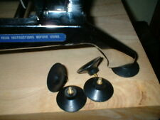 Rival Food Slicer Screw in Suction Cups - new, not NOS