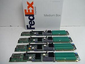 4-Dell-PowerEdge-2850-Server-PCI-X-Riser-Perc-4-Raid-Contoller-Board-GJ871