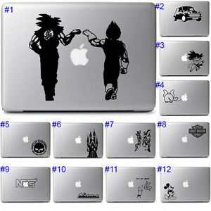 Details About Apple Macbook Air Pro 13 15 Laptop Decal Sticker Vinyl Cool Anime Graphic Design