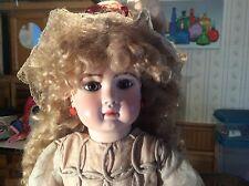 Big Antique French Steiner doll.