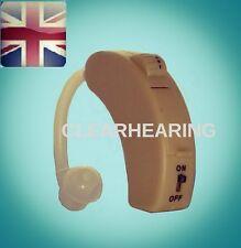 Dietro l'orecchio udito amplificatore Aiuto