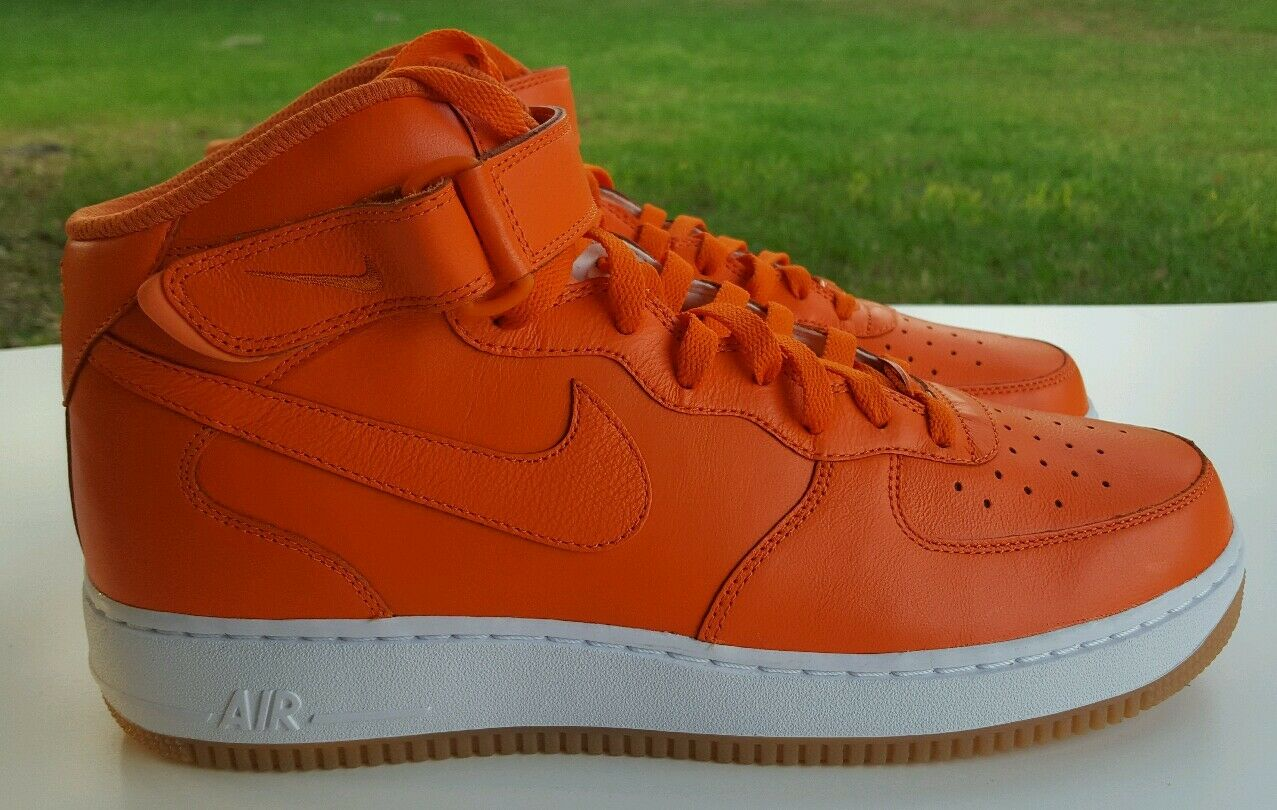 classic fit d5710 7e326 NIKE AIR FORCE 1 ID SIZE 12 808788 993