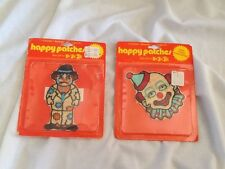 """Vintage /""""The Best Way To Love God Is To Love Each Other/"""" Patch 70s NOS From USA"""