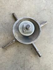 45 Inch Sheave Cable Wire Tugger Puller Pulley
