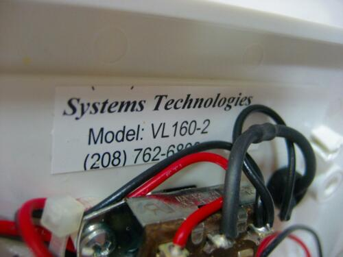 System Technologies Vision Link Model VL160-2 Wireless Nurse Call System