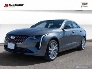 2021 Cadillac CT4 Premium Luxury 2.0L