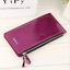 Women-Leather-Long-Clutch-Wallet-Bifold-Credit-Card-Holder-Handbag-Purse-New thumbnail 14