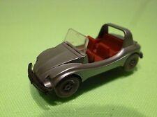 VINTAGE PLASTIC -   VW VOLKSWAGEN BEETLE  - 1:87   WIKING   -  GOOD CONDITION