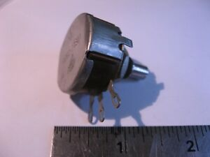 Potentiometer-10000-Ohm-PEC-10EC-24801-Panel-Mount-10K-NOS-Qty-1