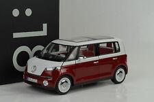 Volkswagen VW Bus Bulli  T1 T2 T3 Studie red rot 1:18 Norev Dealer