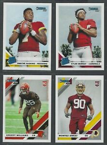 YOU-PICK-251-350-COMPLETE-YOUR-SET-2019-DONRUSS-FOOTBALL-ROOKIES-ROOKIE-CARD