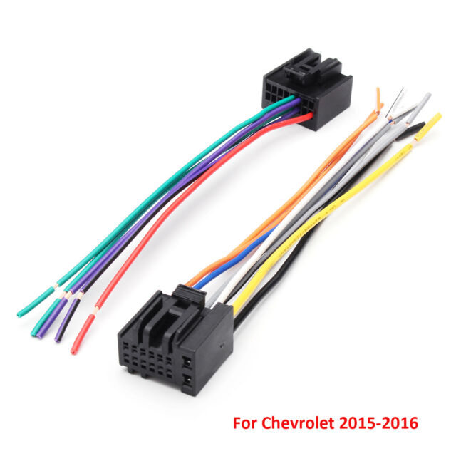 Wiring Harness Suitable For Car Audio Video And Stereo Speaker