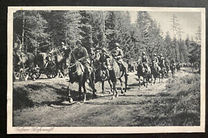 1949 Feldpost Germany Military RPPC Postcard Cover WW2 Our Wehrmacht