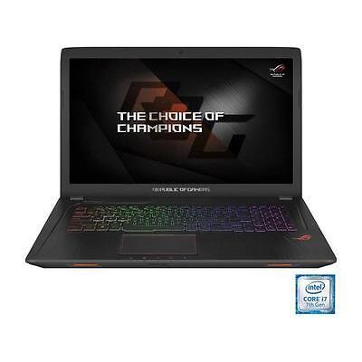 "ASUS ROG GL753VE-DS74 17.3"" Intel Core i7 7th Gen 7700HQ (2.80 GHz)"