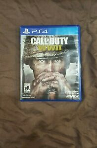 Call-of-Duty-WWII-Sony-PlayStation-4-2017