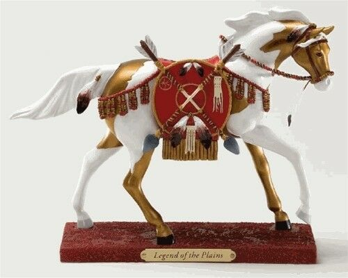 1E/6834 Painted Ponies: LEGEND OF THE PLAINS Figurine  FREE SHIPPING NIB