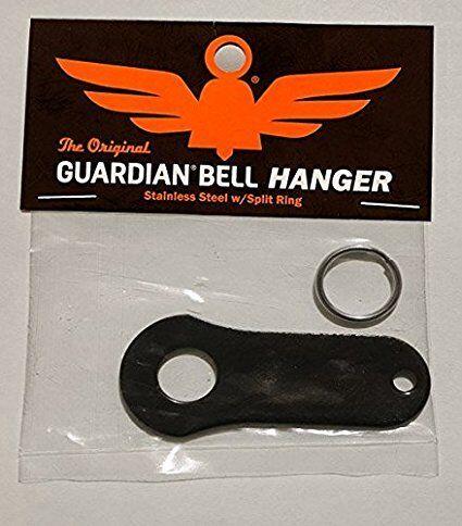 Guardian® Bell Black Hanger Mount Motorcycle Luck Gremlin Harley Ride