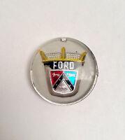 1957 Ford Fairlane Hood Ornament Emblem