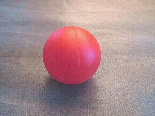 Lego Duplo Kugelbahn Kugel für Röhre rot NEU Ball 3266 9076 Hart Plastic 52 mm