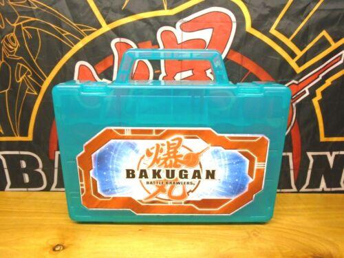 Bakugan Storage Carry Case for Battle Brawlers Sega Spin Master ~Translucent~