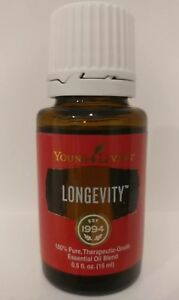 New-Sealed-Young-Living-Longevity-Fresh-15-ML-Essential-Oils