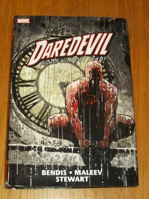 Daredevil Omnibus Vol 2 by Bendis, Maleev Marvel (Hardback, 2009)< 9780785138136