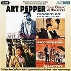 Art Pepper - Four Classic Albums (The Return Of /Modern Art/ Meets The Rhythm Section/The Qu (2008)