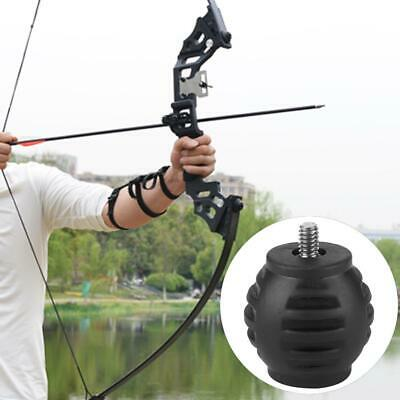 Archery Bow Stabilizer Ball Silencer Shock Dampener Compound Bow Outdoor Hunting