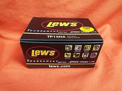 Lew/'s TP1SHA Tournament Pro Speed Spool LFS Reel Right Hand 7.5:1 Retrieve